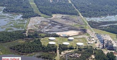9230---6-21-16 Plant McManus Coal Ash Removal Site
