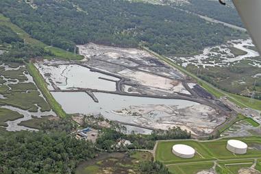 6389---6-19-17 Plant McManus Coal Ash Pond 2