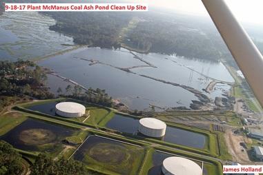 6937---9-18-17 McManus Coal Ash Pond Site