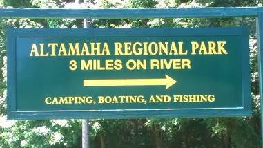 Altamaha Regional Park